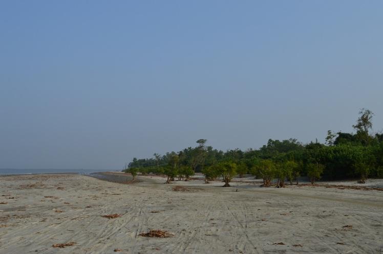 Playa de Kuakata