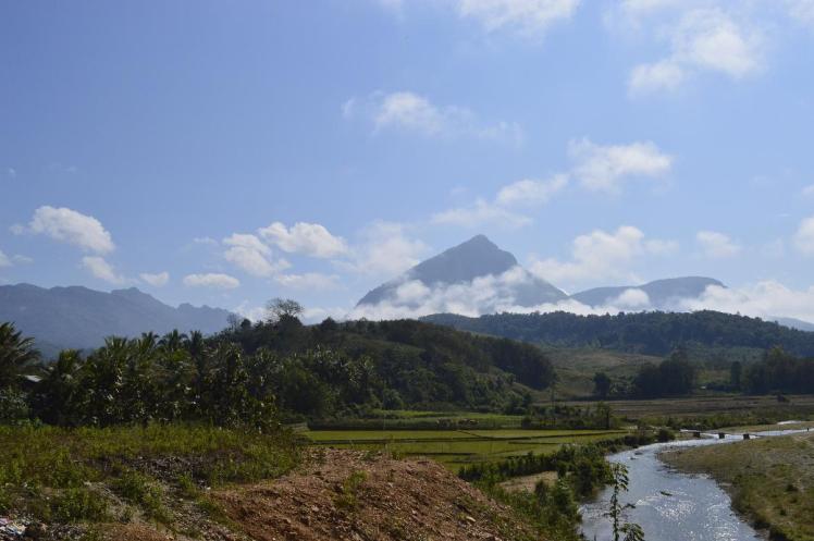 Autostop Vang Vieng 1