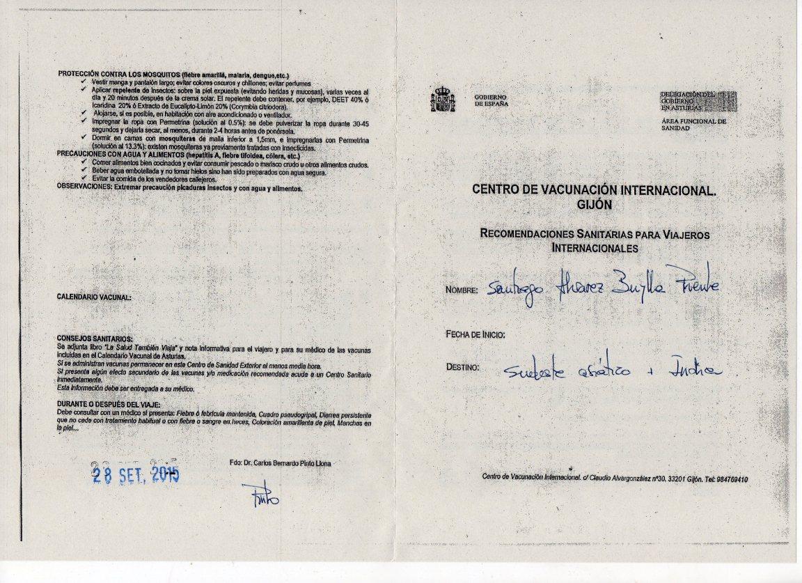 Certificado AP284
